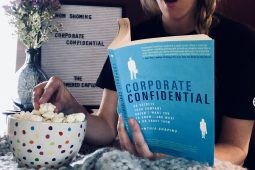 The Tide Is Turning, A Target's Take on the Book Corporate Confidential by Cynthia Shapiro